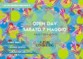 OPEN DAY 7 MAGGIO CORSI BREVI