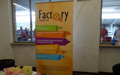 Factory Startup alla fiera dell'elettronica di Villa Potenza